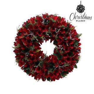 Couronne de Noël Christmas Planet 875 Rouge