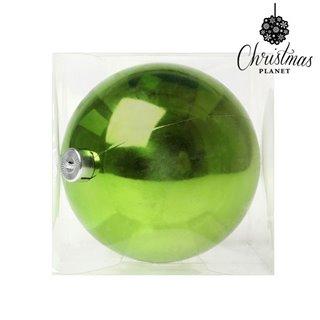 Boule de Noël Christmas Planet 5221 15 cm Plastique Vert