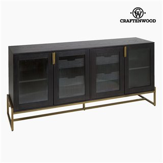 Buffet Bois de chêne Mdf (184 X 45 X 84 cm) - Collection Serious Line by Craftenwood