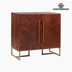 Console Mdf Bois d'acacia (100 x 50 x 100 cm) - Collection Chocolate by Craftenwood