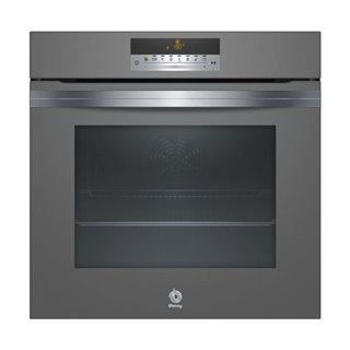 Four à pyrolyse Balay 3HB5888A0 71 L Aqualisis Touch Control 3600W Anthracite