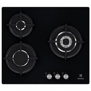 Plaque à Induction Electrolux EGT6633NOK 60 cm Noir (3 cuisinière)