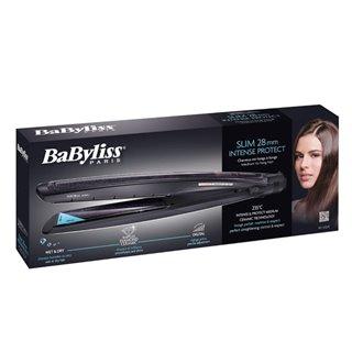Lisseur à cheveux Slim Protect St327e Babyliss Noir