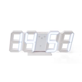 Horloge Led 3D