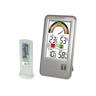 Horloge Avec Température Int/Ext Et Sonde Supplémentaire - Technologie It+