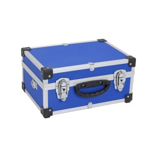 ALU CASE 320x230x155 BLUE