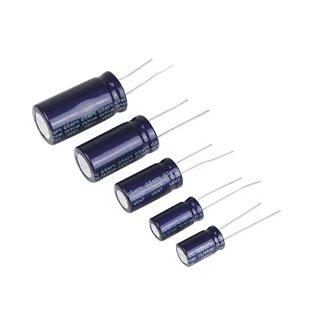 Condensateur Chimique Radial 470?f / 25V