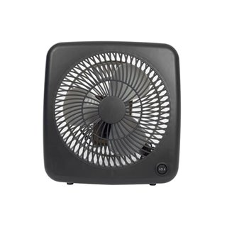 Ventilateur De Table - Ø 18 Cm - Noir