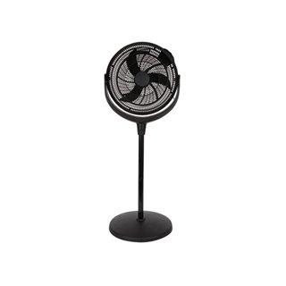 Ventilateur De Table & Sur Pied - Ø 40 Cm - Noir