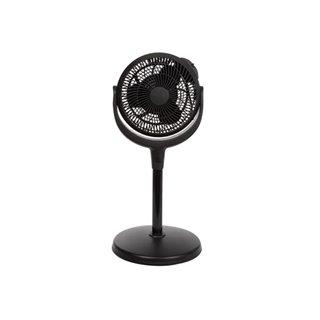 Ventilateur De Table & Sur Pied - Ø 20 Cm - Noir