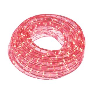 Flexible Lumineux À Led - 9 M - Rouge
