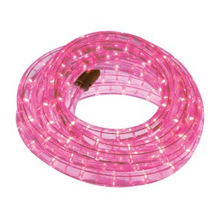 Flexible Lumineux À Led - 9 M - Rose