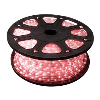 Flexible Lumineux À Led - 45 M - Rouge