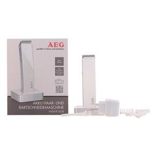 Tondeuse Aeg 220-240 V Blanc
