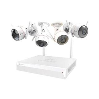 Camescope de surveillance Ezviz CS-BW2824-B1E10 Wifi 1 TB