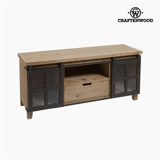 Banc TV Sapin (120 x 55 x 38 cm) by Craftenwood