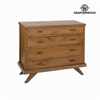 Commode 4 tiroirs amara - Collection Ellegance by Craftenwood
