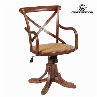 Chaise de Bureau (95 x 52 x 44 cm) by Craftenwood