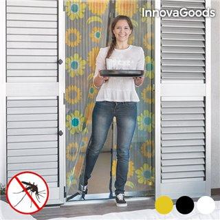 Rideau Moustiquaire InnovaGoods-Couleur-Blanc