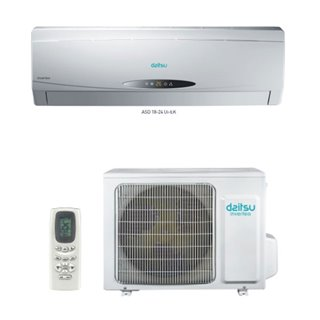 Air Conditionné Daitsu ASD-24UI-DN Split Inverter A / A 47 dB 5762 fg/h Froid + chaud Blanc