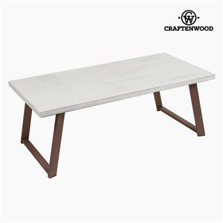 Table Basse Bois de pin (120 x 60 x 45 cm) by Craftenwood