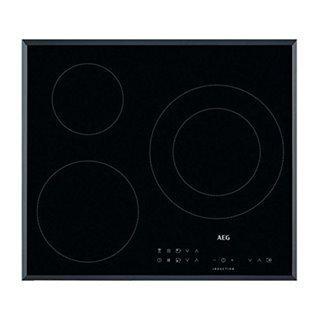 Plaque à Induction Aeg IKB63302FB 60 cm Noir (3 zones de cuisson)