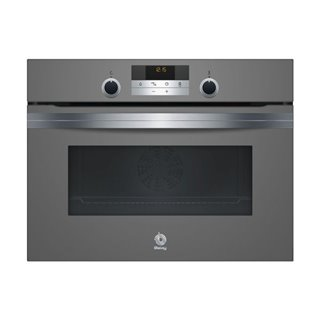 Four multifonction Balay 3CB5351A0 47 L Aqualisis 2800W Anthracite