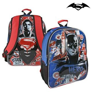 Cartable réversible Batman vs Superman 860