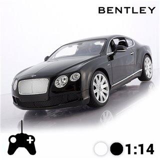 Voiture Télécommandée Bentley Continental GT-Couleur-Noir