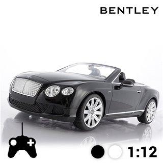 Voiture Télécommandée Décapotable Bentley Continental GT-Couleur-Noir