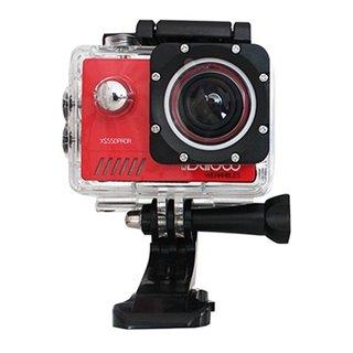 Caméra de sport Billow XS550PROR 4K 170º Rouge