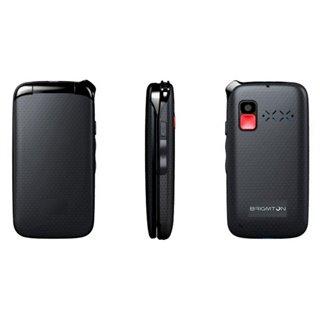 "Téléphone Portable BRIGMTON BTM-3 2.4"" 3 Mpx SOS Bluetooth"