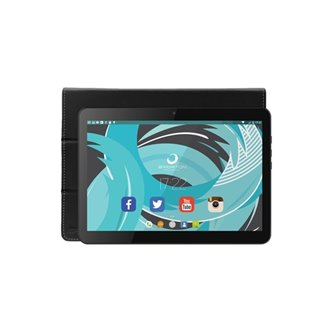 "Tablette avec Housse BRIGMTON BTPC-1021N+BTAC108N 10.1"" IPS 1 GB RAM 16 GB Android 5.1 Lollipop Quad Core Noir"