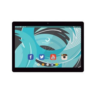 "Tablette BRIGMTON BTPC-1019 10"" HD Quad Core 16 GB 1 GB RAM MICRO SD Bluetooth 4500 mAh Noir"