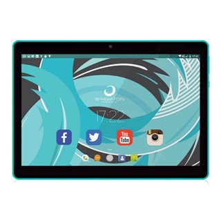 "Tablette BRIGMTON BTPC-1019QC 10"" 16 GB Wifi Quad Core Bleu"