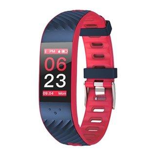 "Bracelet d'activités BRIGMTON BSPORT-16-R 0,96"" OLED Bluetooth Rouge"