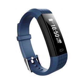 """Bracelet d'activités BRIGMTON BSPORT B1 0,87"""" OLED Bluetooth 4.0 IP67 Bleu"""