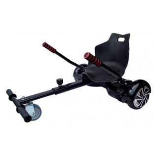 """Kart pour trottinette électrique BRIGMTON BKART-10 6,5""""-10"""" Noir"""