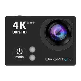 Caméra de sport BRIGMTON BSC-9HD4K HD 4K 170º 25fps Noir
