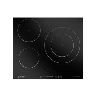 Plaque à Induction Candy CI6744 59 cm (3 zones de cuisson) Noir
