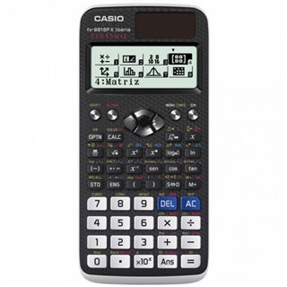 Calculatrice Casio 222685 LCD Noir Plastique