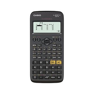 Calculatrice Casio FX-82 SPX Noir