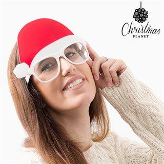 Lunettes avec Bonnet de Père Noël Christmas Planet
