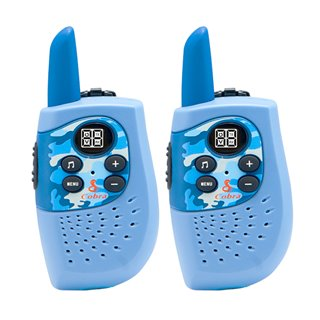 Talkie-walkie Cobra PMR HM230 3 KM Bleu
