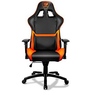 Chaise de jeu Cougar 3MGC1NXB.0001 Noir Orange