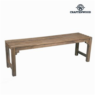 Banc Bali Teck by Craftenwood