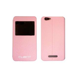 Protection pour téléphone portable Cubot CUB-FLRS-NOTES Rose