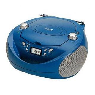 Radio CD Daewoo DBF105 Bleu