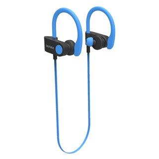 Casques Bluetooth de Sport Denver Electronics BTE-110 50 mAh-Couleur-Gris