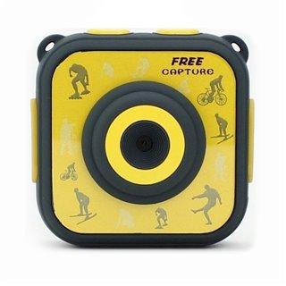 Caméra Sportive avec Accessoires Denver Electronics ACT-1303 1280 x 720 HD Jaune